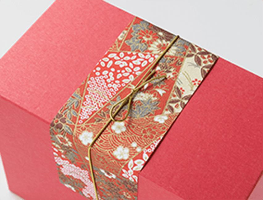 赤箱(あかばこ)包装イメージ
